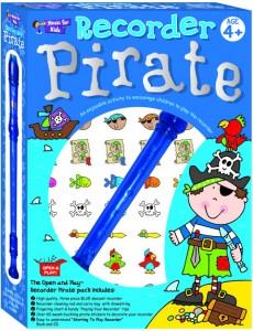 Pirate Recorder Box