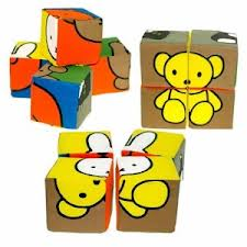 miffy story cubes