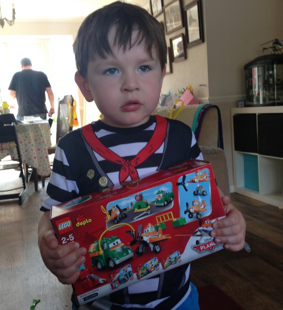 Disney Lego Planes set