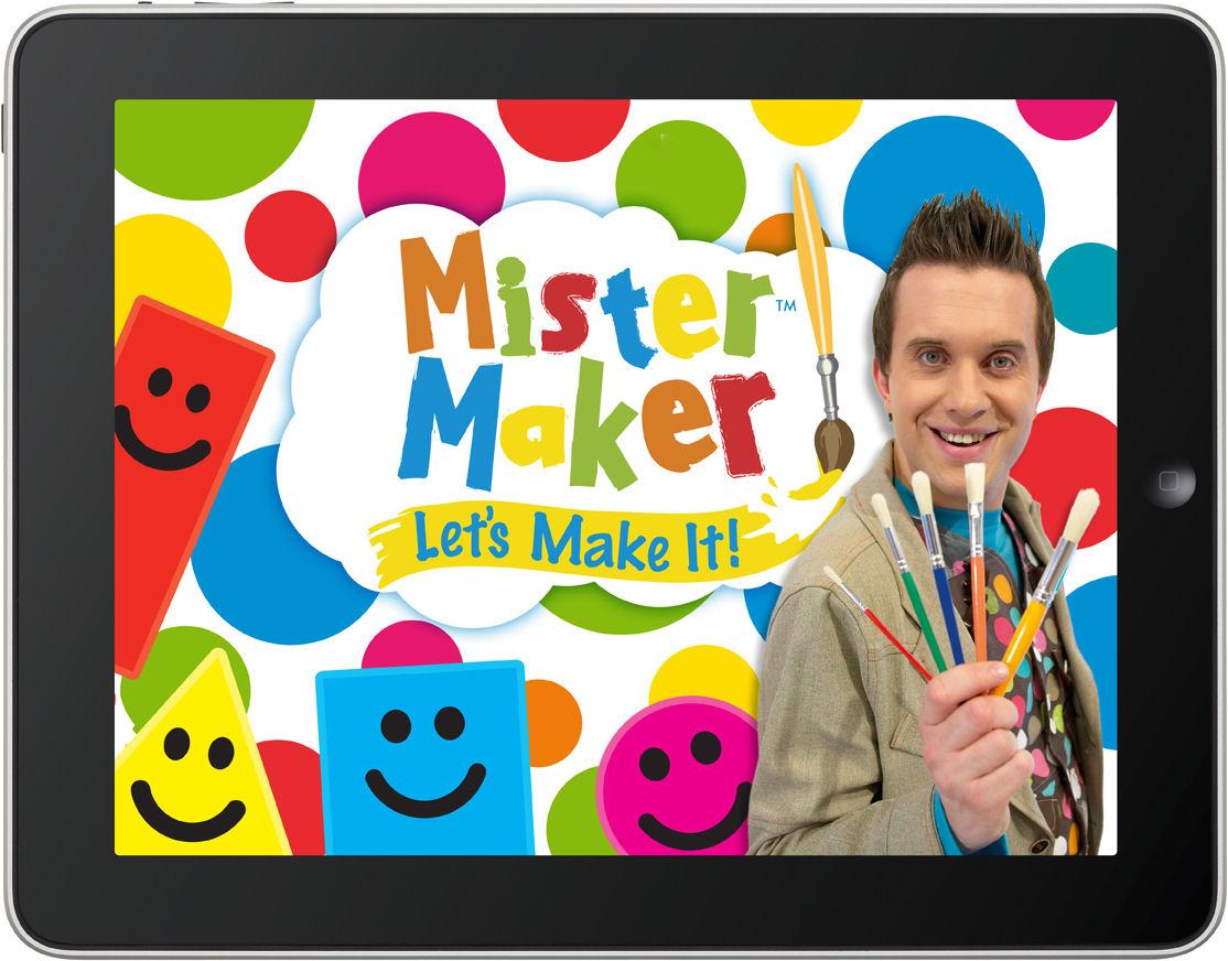 let s make it review mister maker app