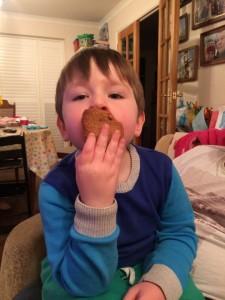 Gruffalo biscuits