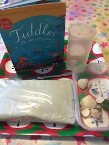 tiddler craft