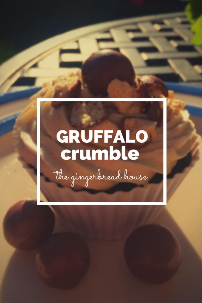 gruffalo crumble