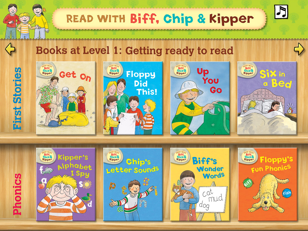 read with biff