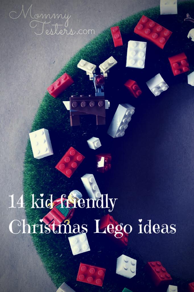 14 kid-friendly Christmas Lego ideas
