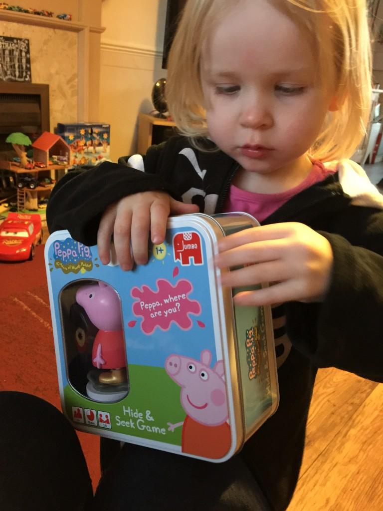 Peppa Pig Hide & Seek Games
