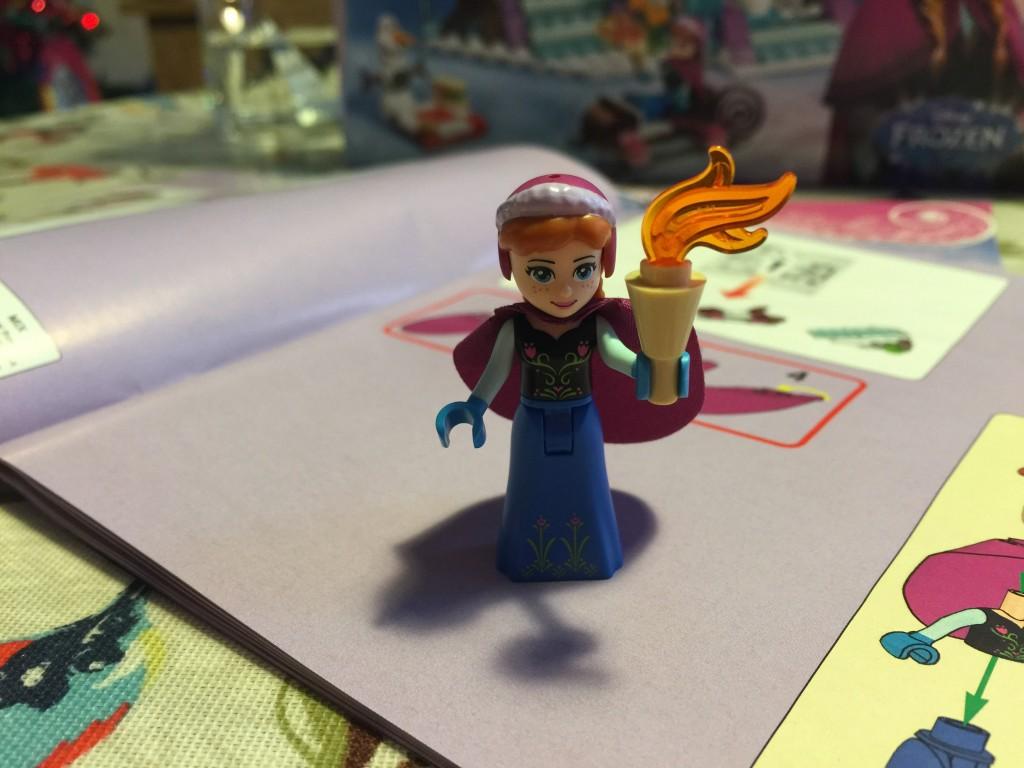 Lego Princess Anna