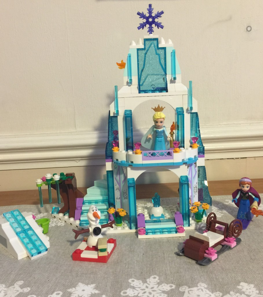 Lego Disney Frozen set