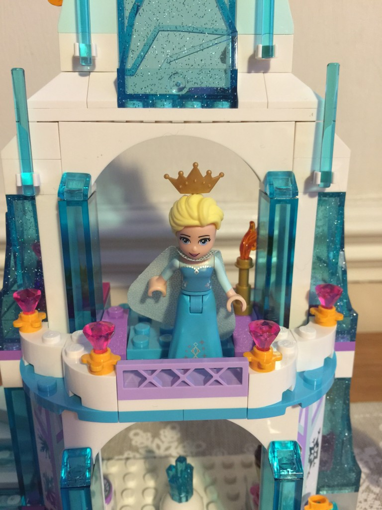 Lego Queen Elsa