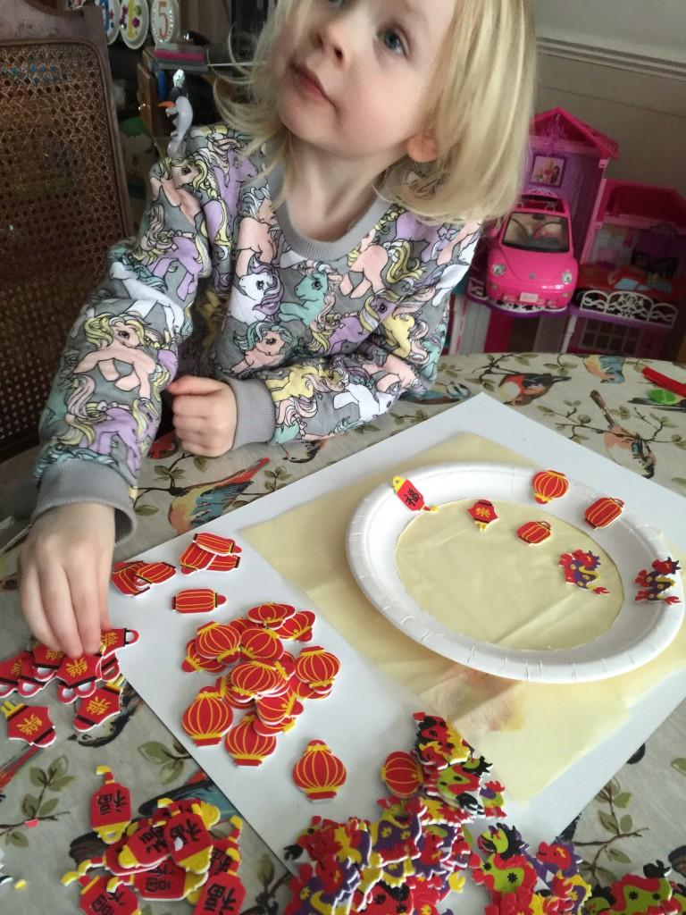 Crafting Chinese New Year