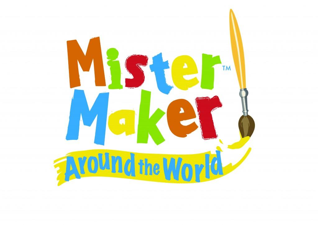 Mister Maker logo