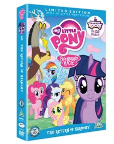 My Little Pony Friendship is Magic: The Return of Harmony