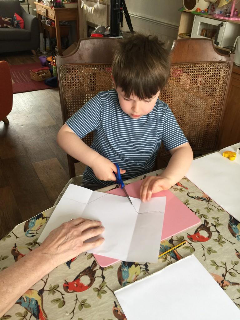 homework with nanny