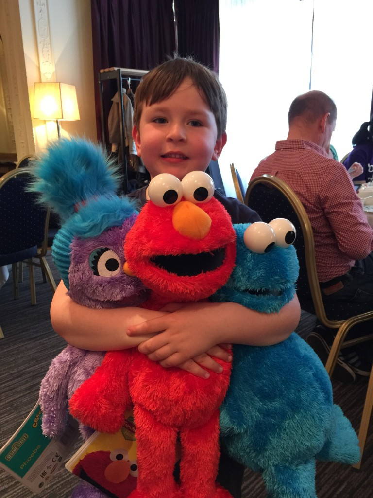 The Furchester Hotel soft toys