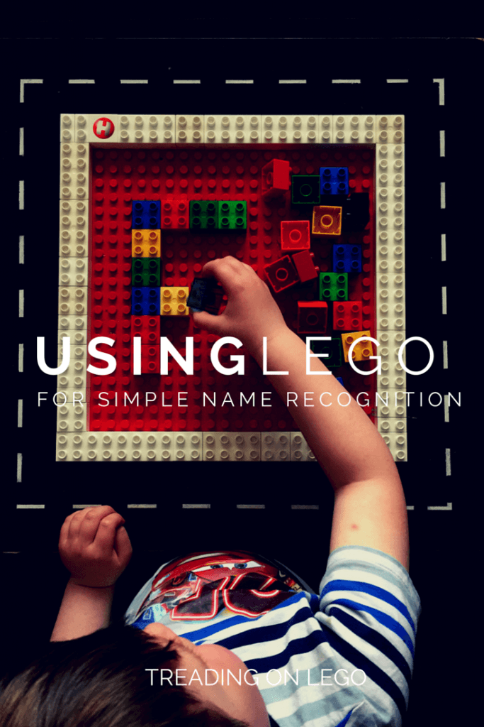 Using lego for simple name recognition