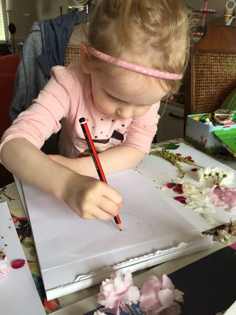 may day blossom craft