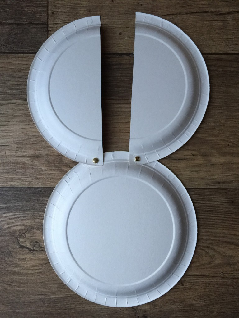 Paper plate Miffy