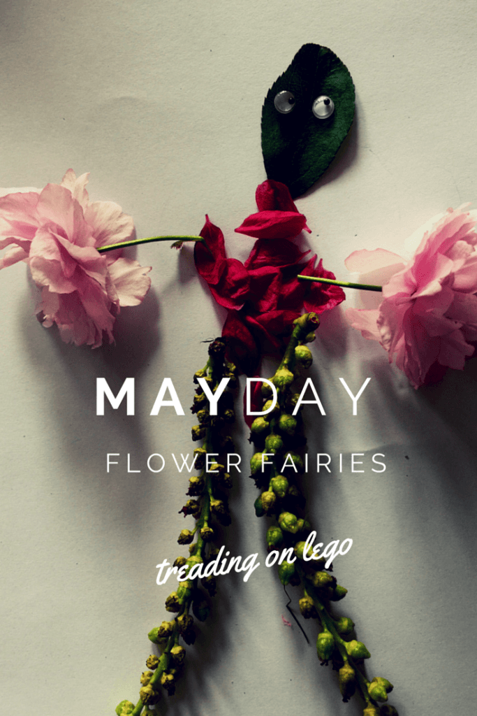 May Day flower fairies