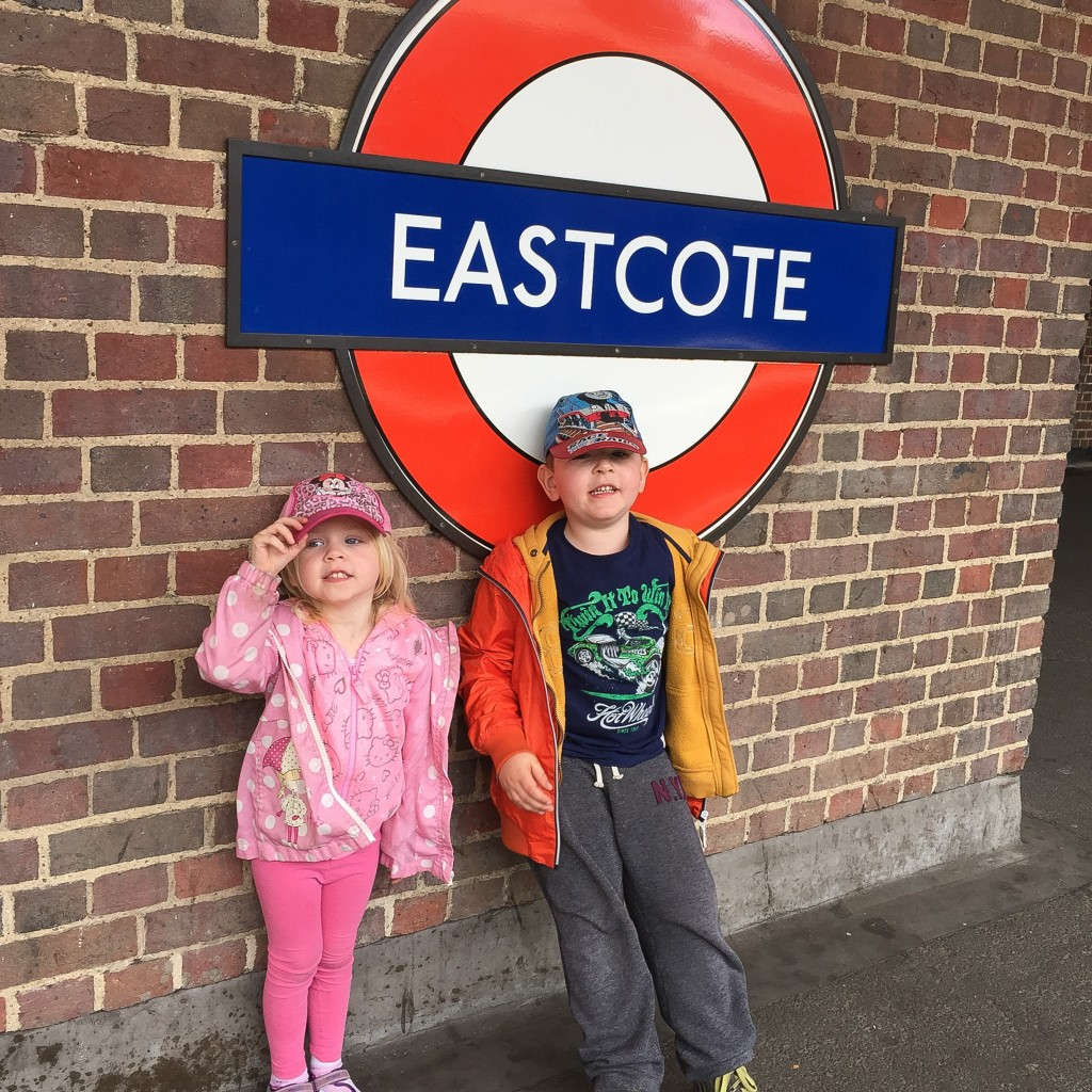Eastcote station