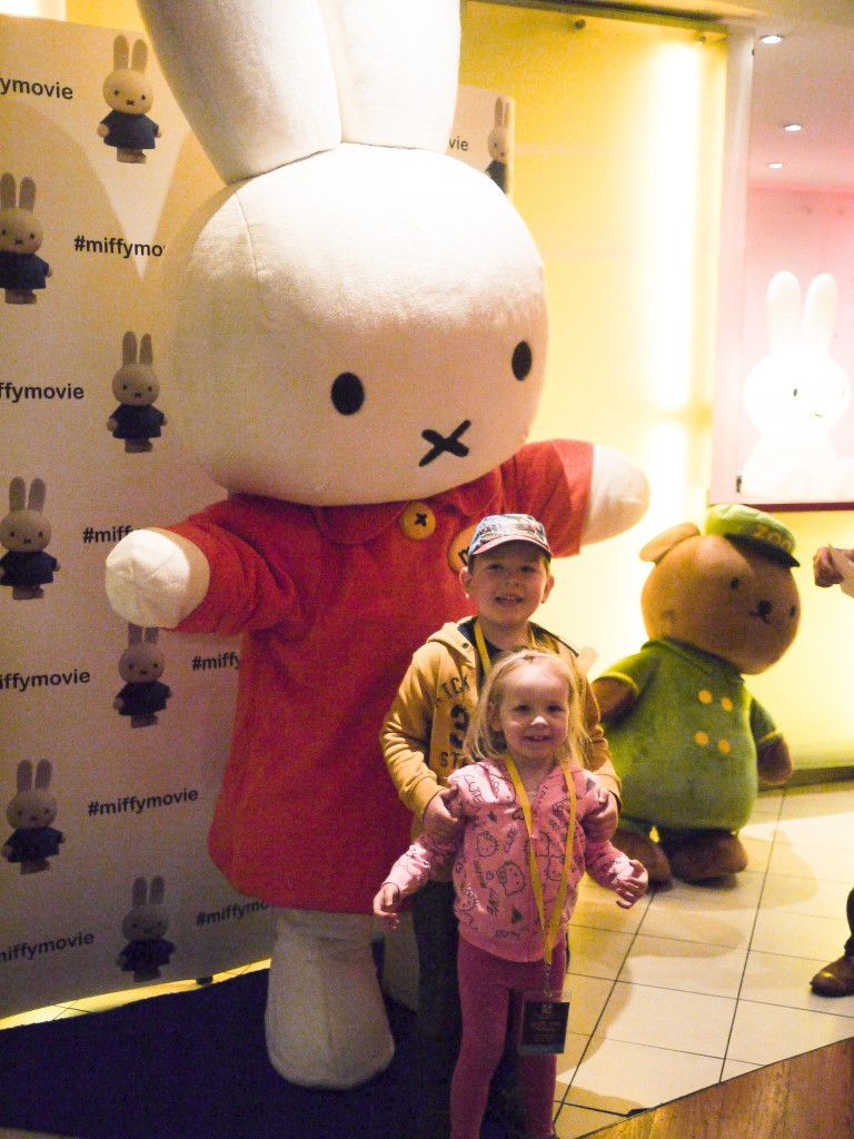 meeting miffy