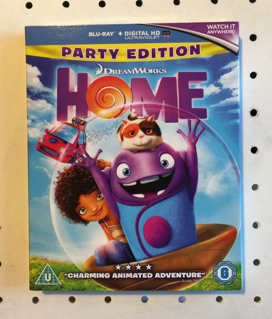 HOME party edition  cover
