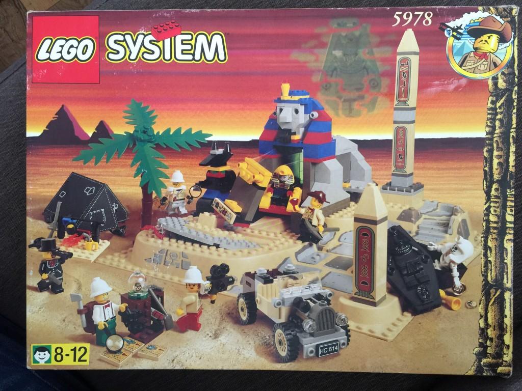 Lego System 5978