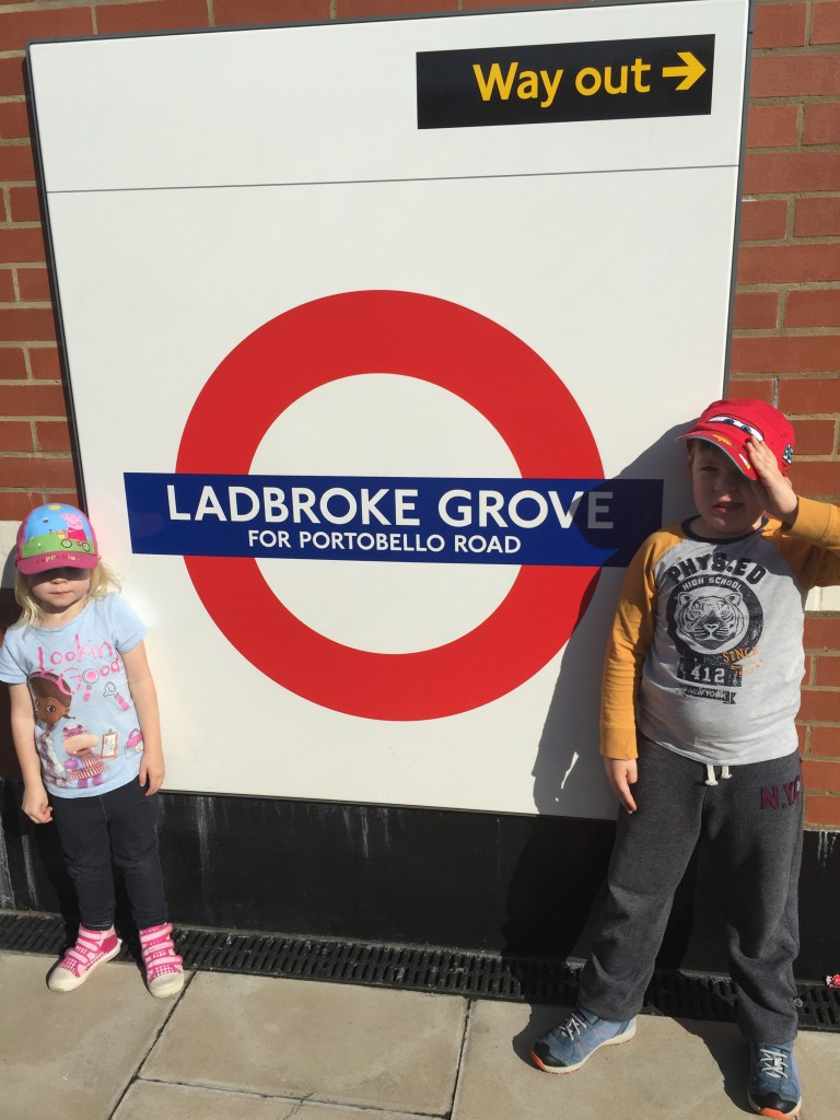 Ladbroke Grove station