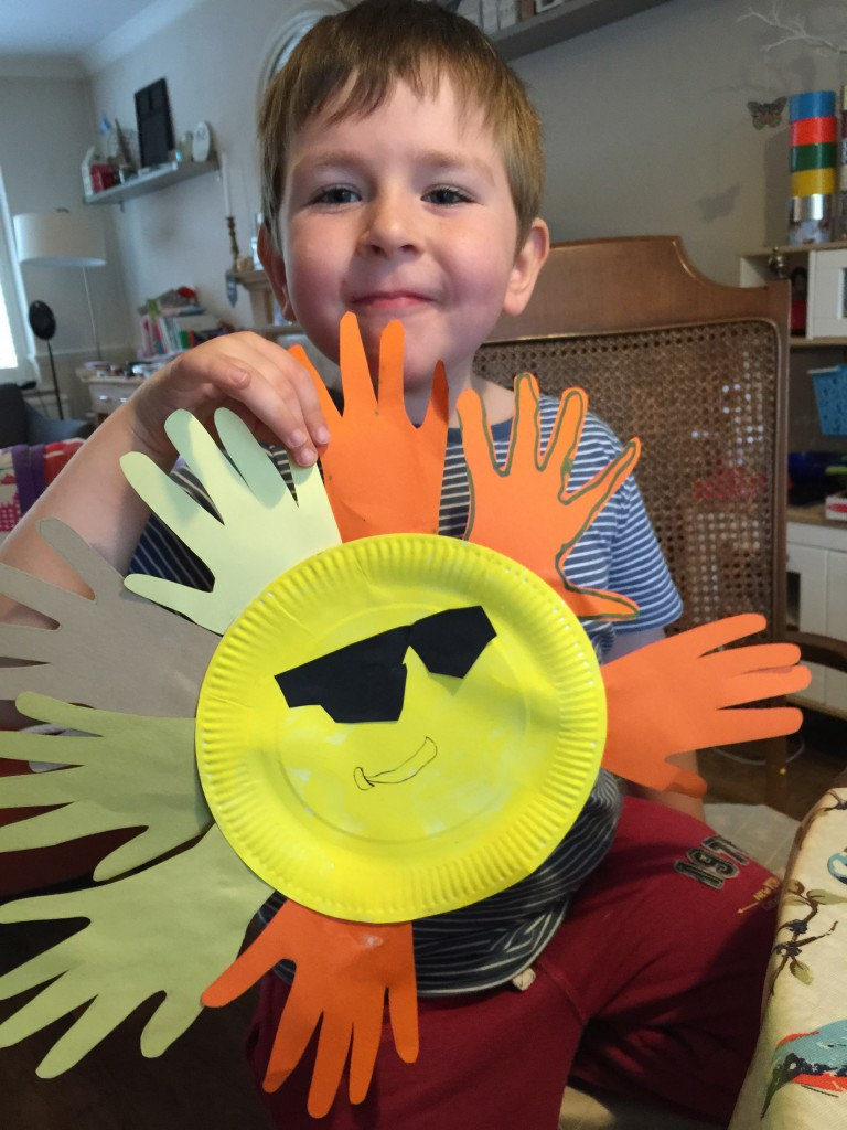 sunshine hand craft