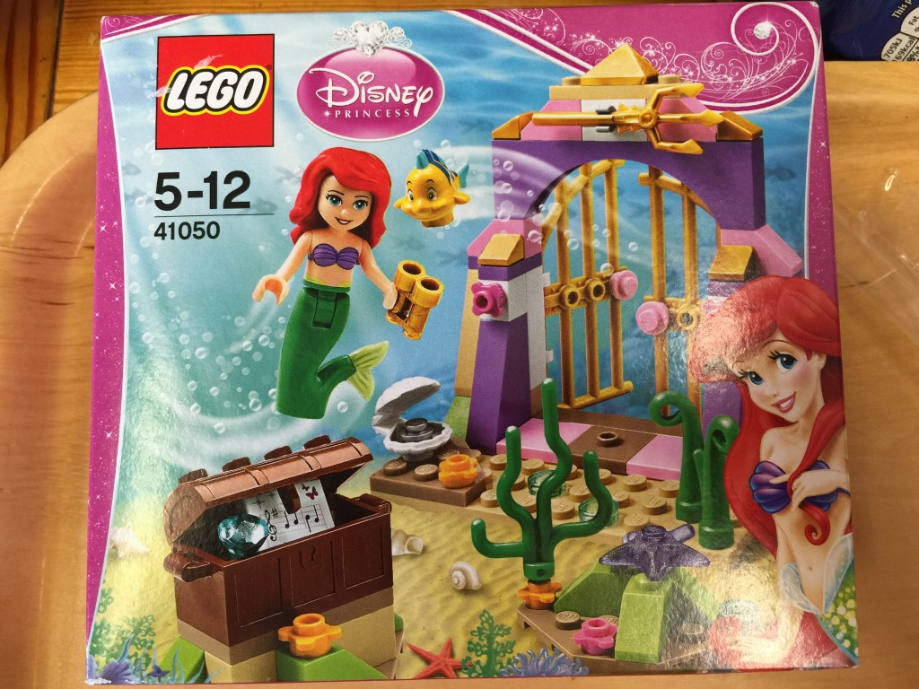 Ariel's Amazing Treasures
