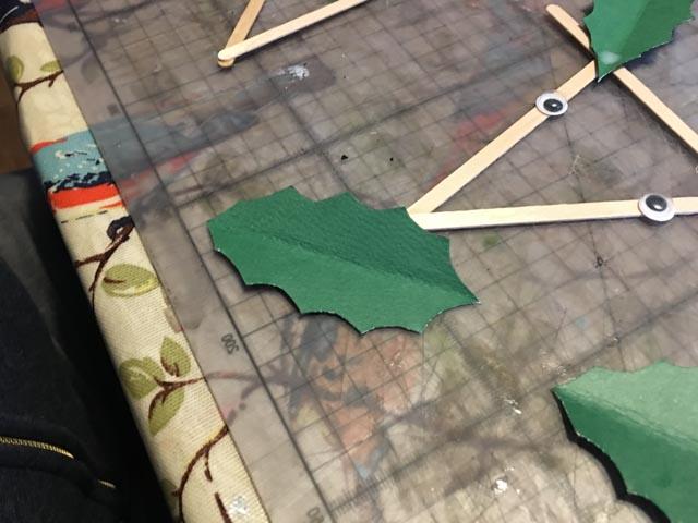 craft stick reindeer