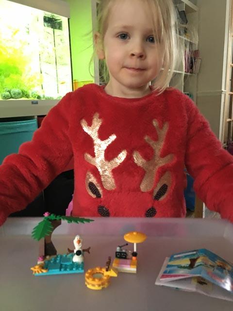 30397 Lego Disney Princess Frozen Olaf's Summertime fun