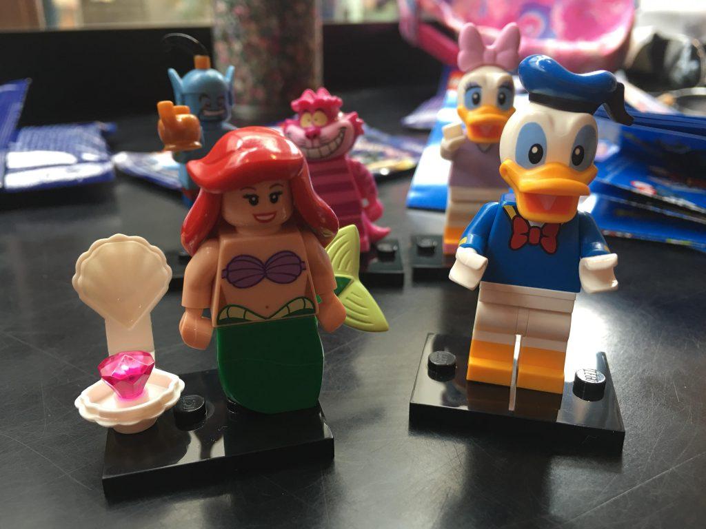 Disney character Lego Minifigures (series 18)