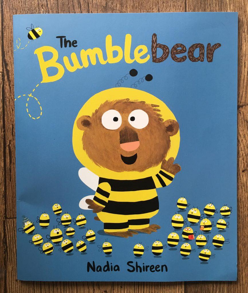 Bumble Bear book cover