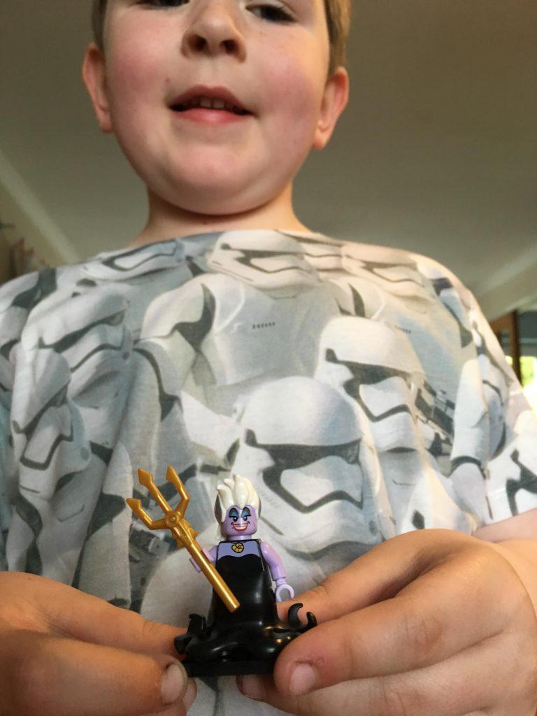 Ursula Lego Minifig