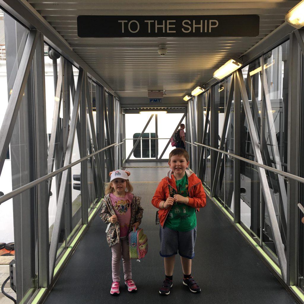 cruise ship adventures