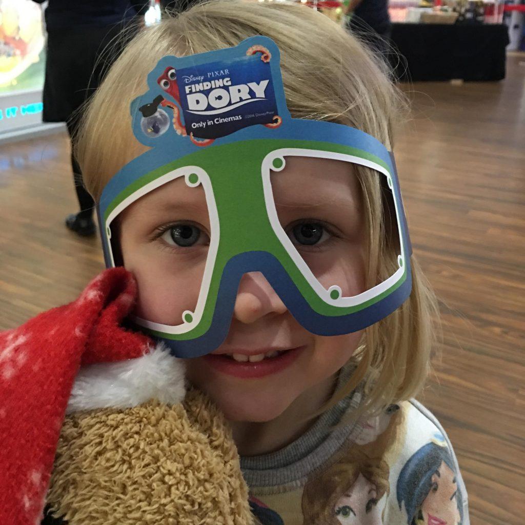 Finding Dory glasses