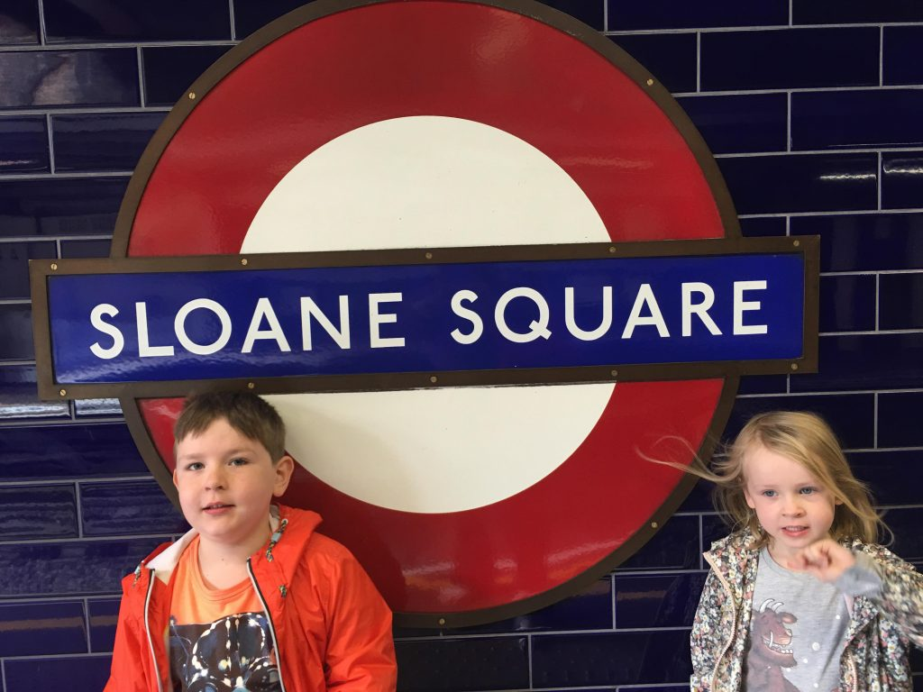 Sloane Square tube station