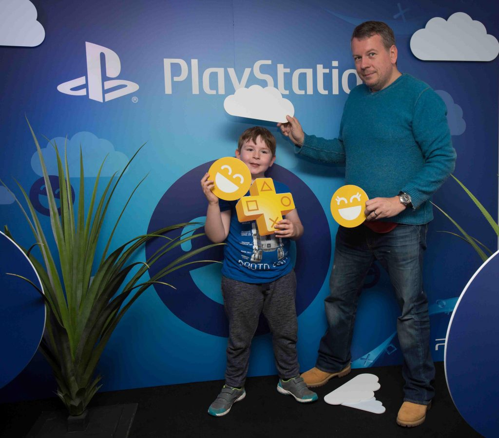 Playstation Kids and Parenting Showcase