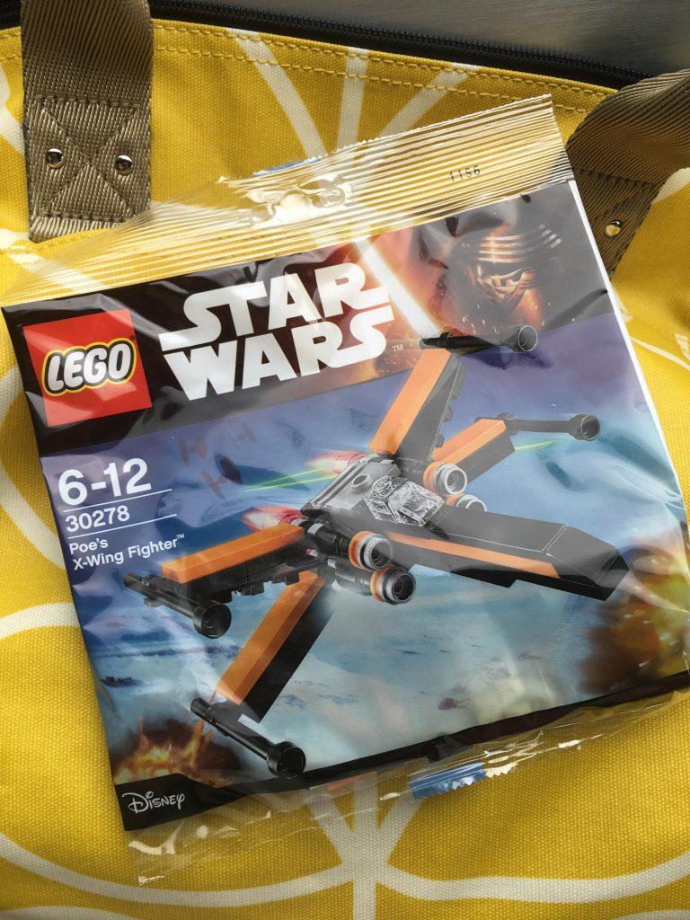 free Star Wrs lego set
