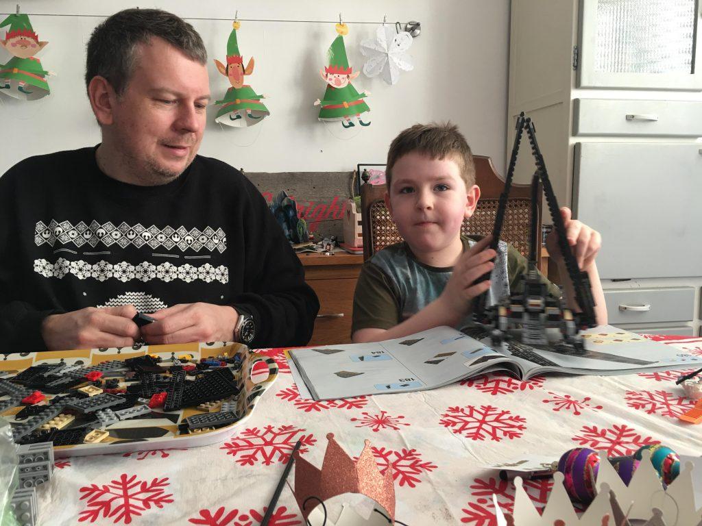 Lego Star Wars Krennic's Imperial Shuttle set