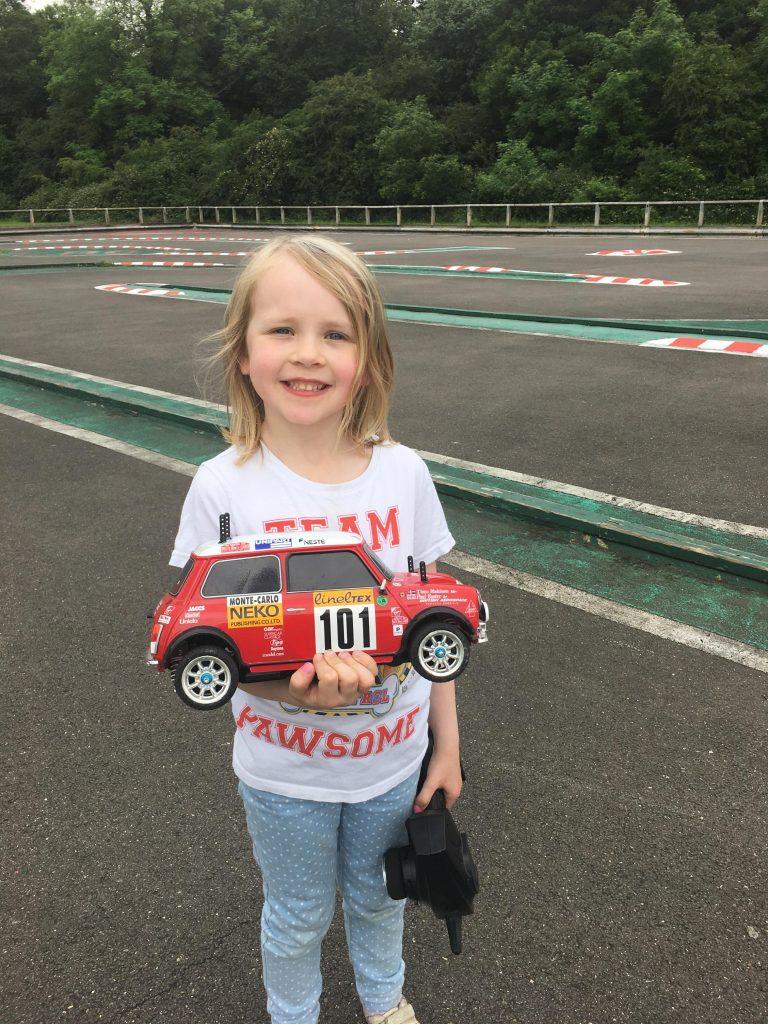 racing model cars