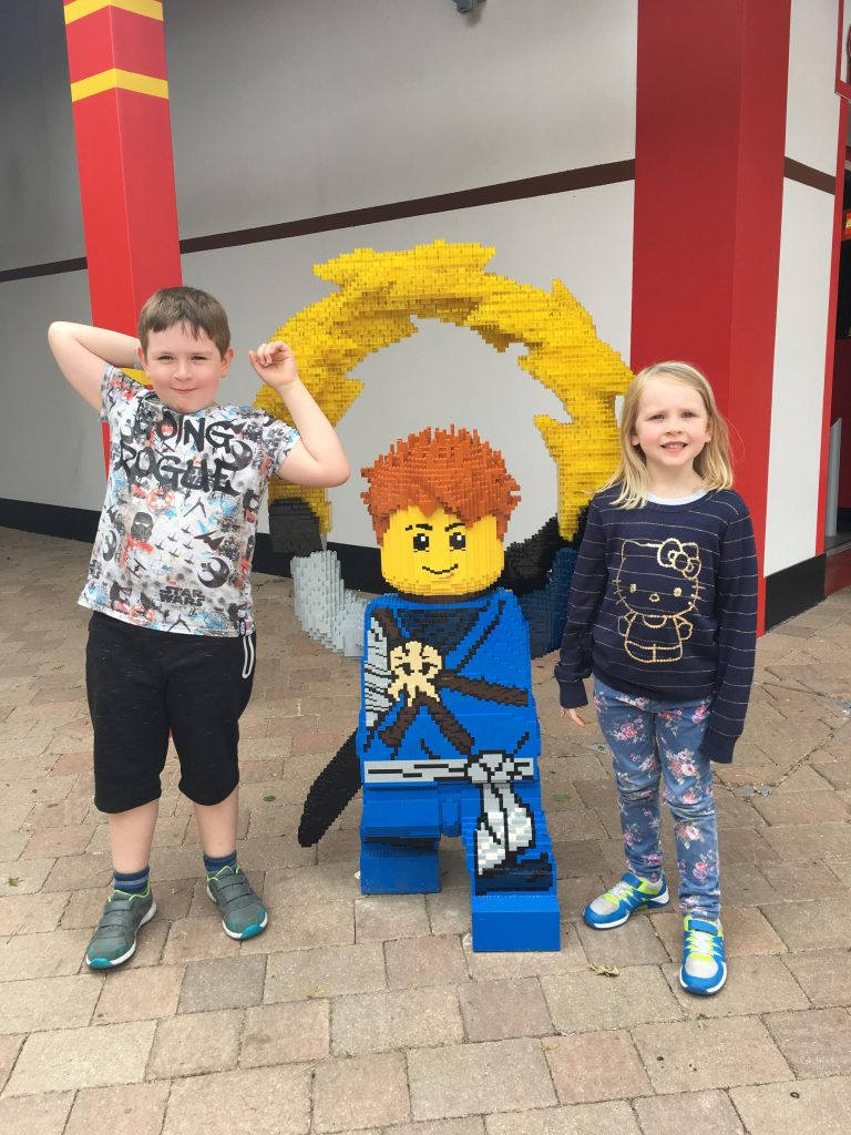 Legoland Windsor and Legoland Ninjago World